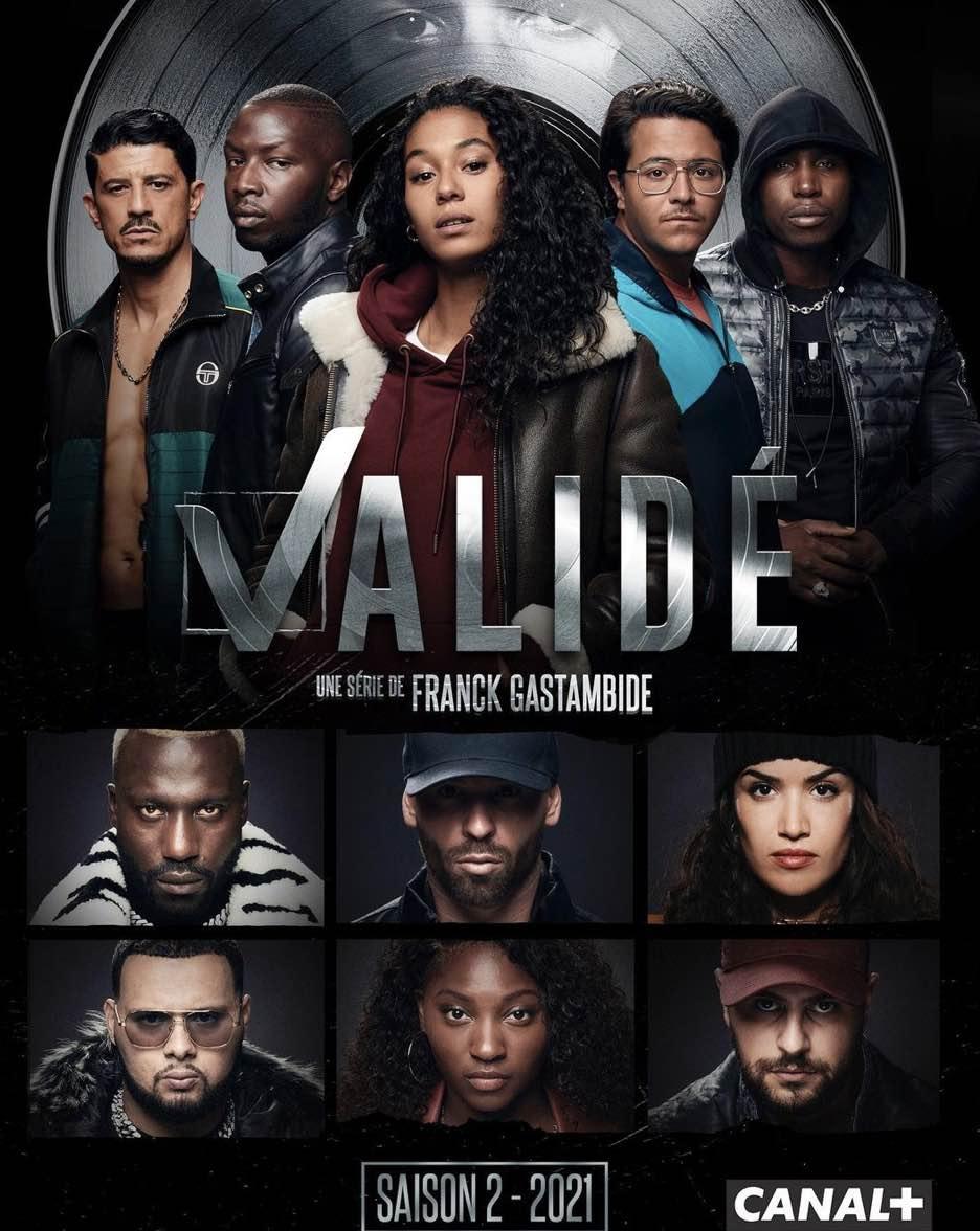Validé - Saison 2 -