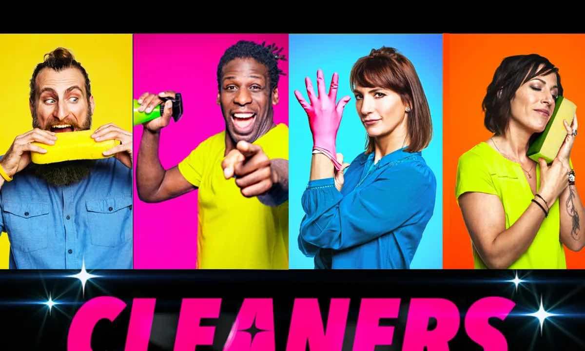 Cleaners les experts du ménage - TFX -
