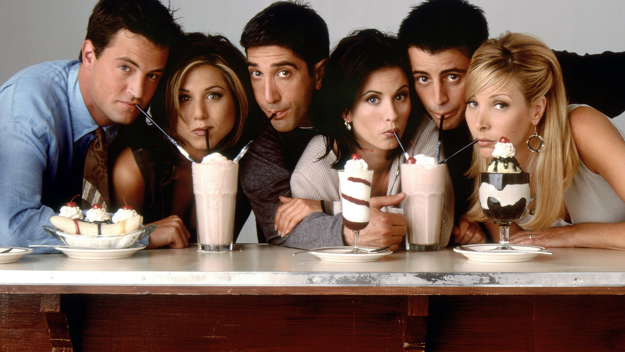Friends - saison 1 -