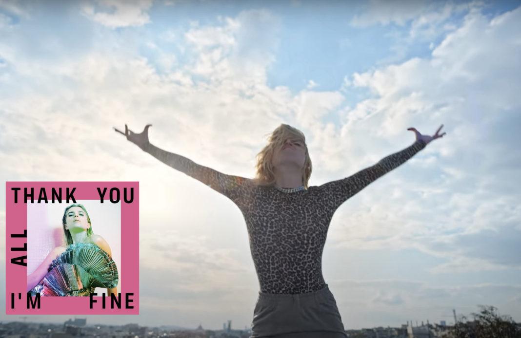 Hollysiz - Thank you all I'm fine -