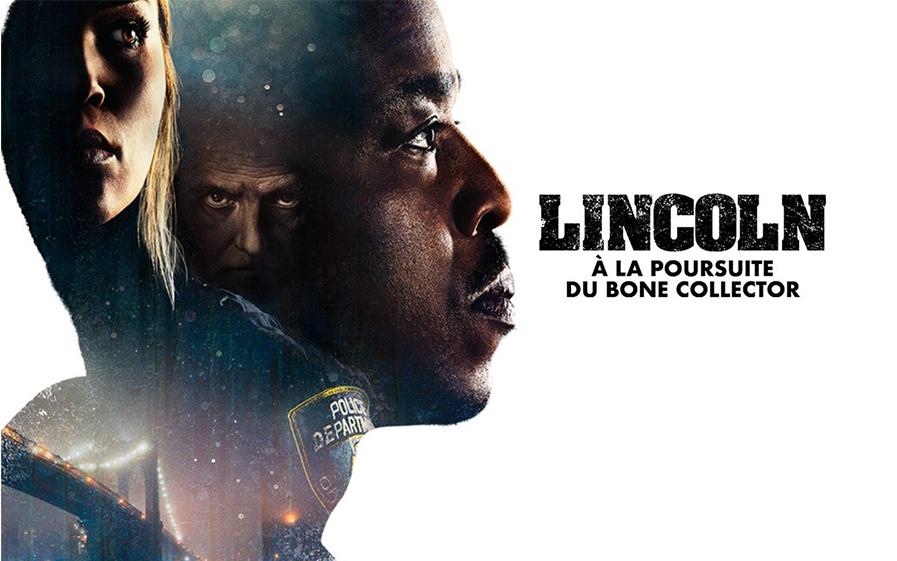 Lincoln à la poursuite du bone collector - TF1 -