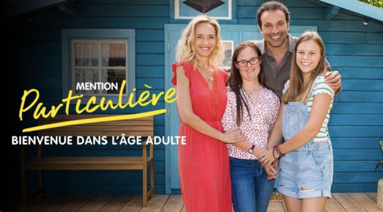 Mention particulière bienvenue à l'âge adulte - TF1 -
