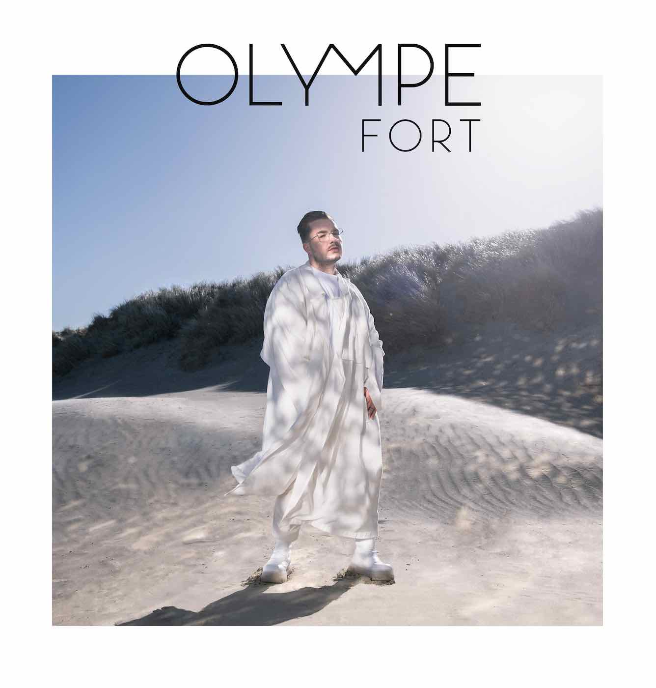 Olympe - Fort - retour - single -