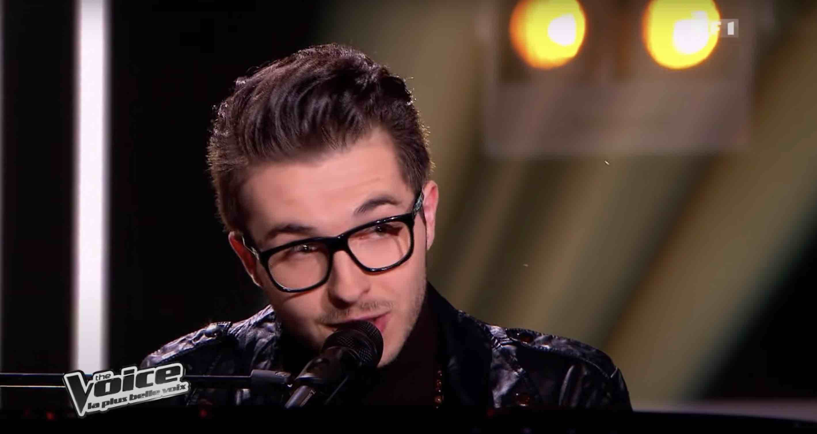 Olympe - The Voice - Born to die -