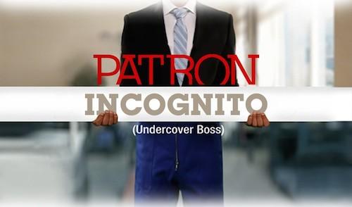 Patron Incognito - M6 -