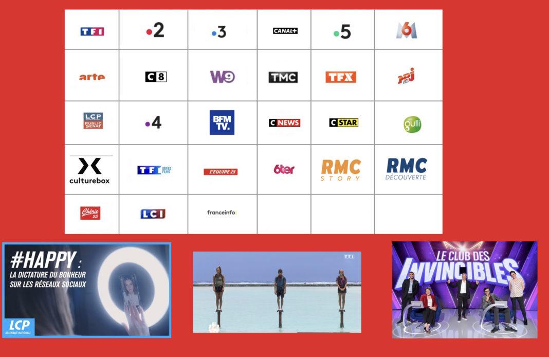 Programme TV - sélection TV - Koh Lanta les armes secrètes finale - Le club des invincibles - happy dictature des réseaux sociaux -