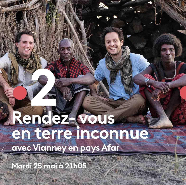 Rendez vous en terre inconnue - Vianney - France 2 -