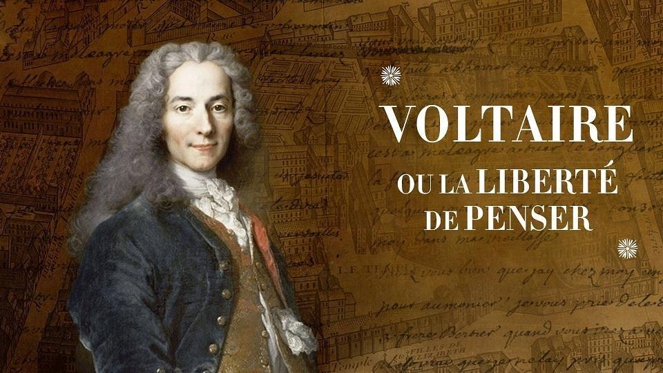 Voltaire ou la liberté de penser - Secrets d'Histoire - France 2 -