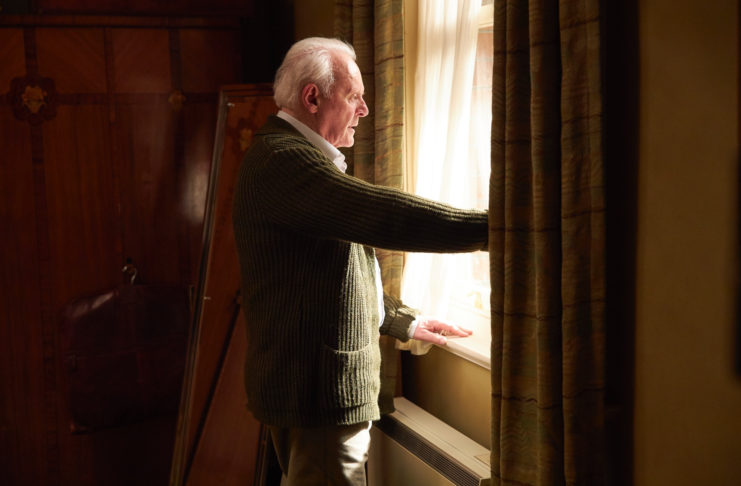 The Father - Anthony Hopkins - Florian Zeller - Florence Yeremian Gopikian - Film - cinema - movie - le pere - theatre - vieillesse