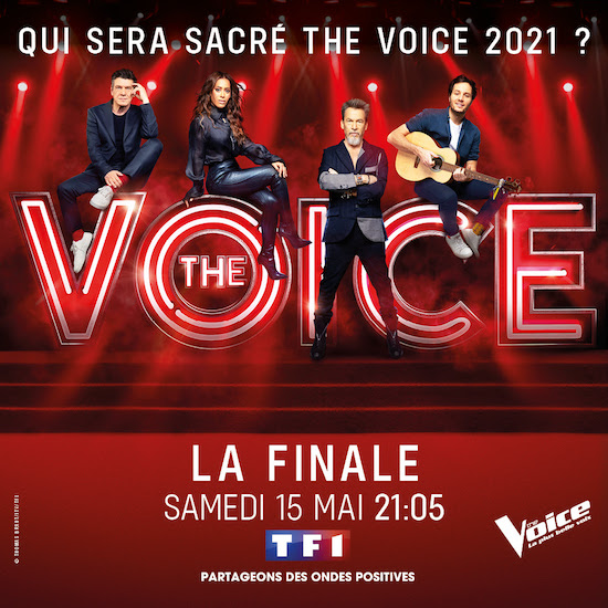 The Voice 10 - finale - TF1 -