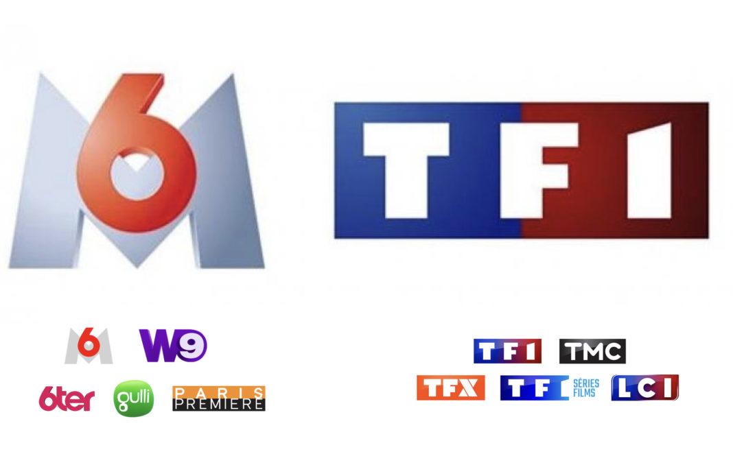 Groupe TF1 - Groupe M6 - Fusion Groupes -