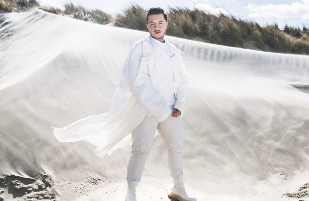 Olympe - Fort - retour - The Voice - Interview -