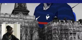 Youssoupha - Ecris mon nom en bleu - Euro 2020 - Equipe de France -
