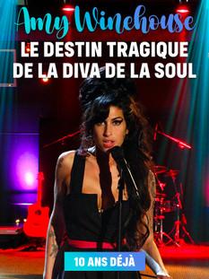 Amy Winehouse 10 ans deja - TMC -