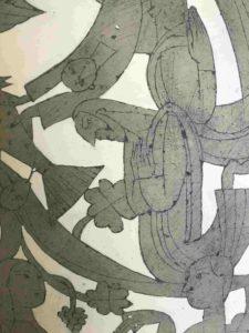 argile - sculpture - nina - khemchyan - florence yeremian