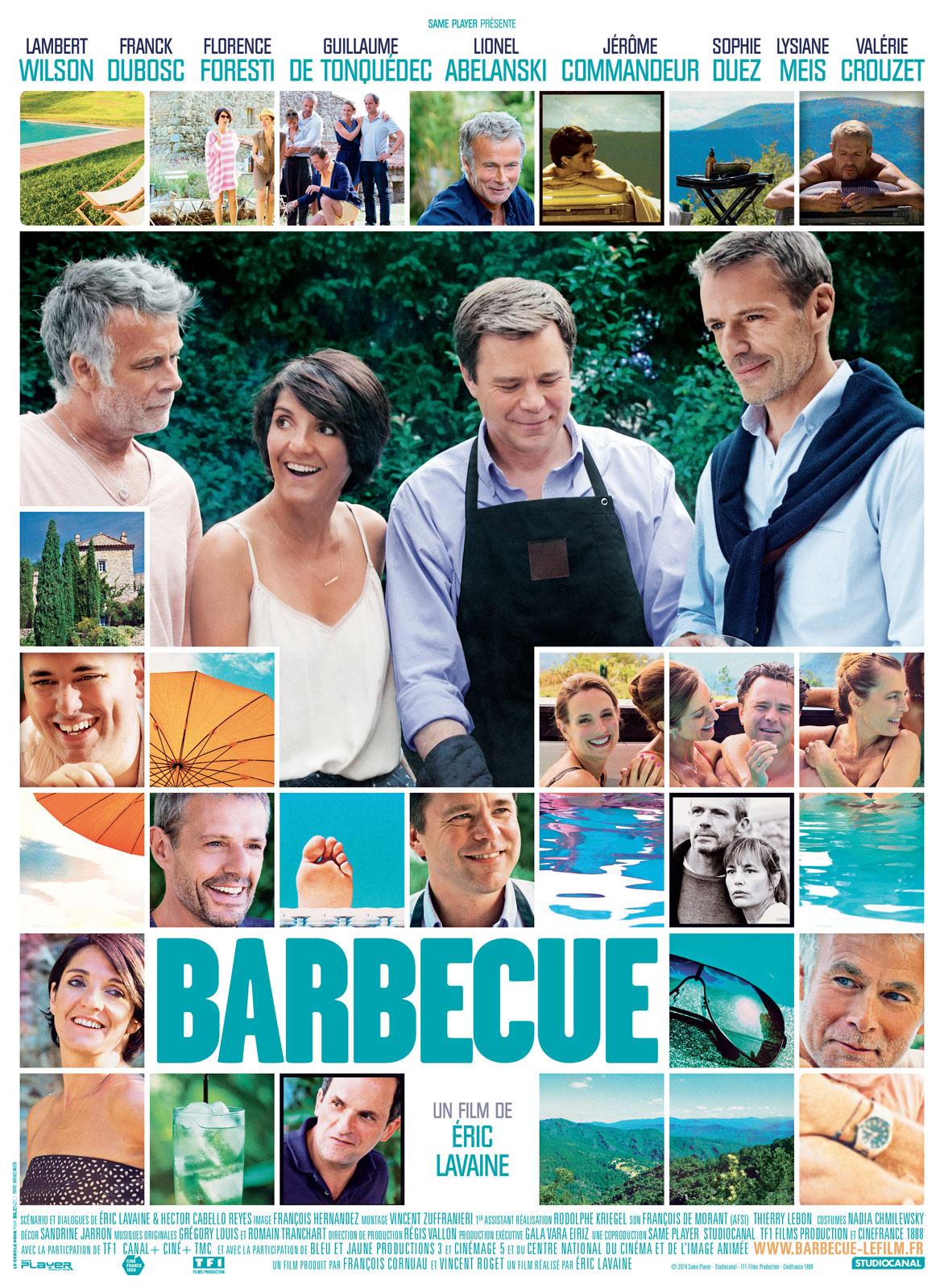 Barbecue film - TF1 -