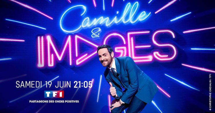 Camille & Images - TF1 - Camille Combal -