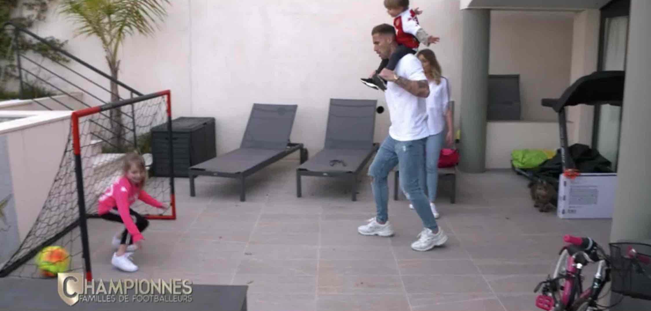 Championnes - familles de footballeurs - TFX - Benjamin Lecompte -