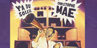 Christophe Maé - Y'a du soleil - la vie d'artiste tour -