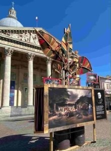 Expo - pantheon - art - lecture - syma