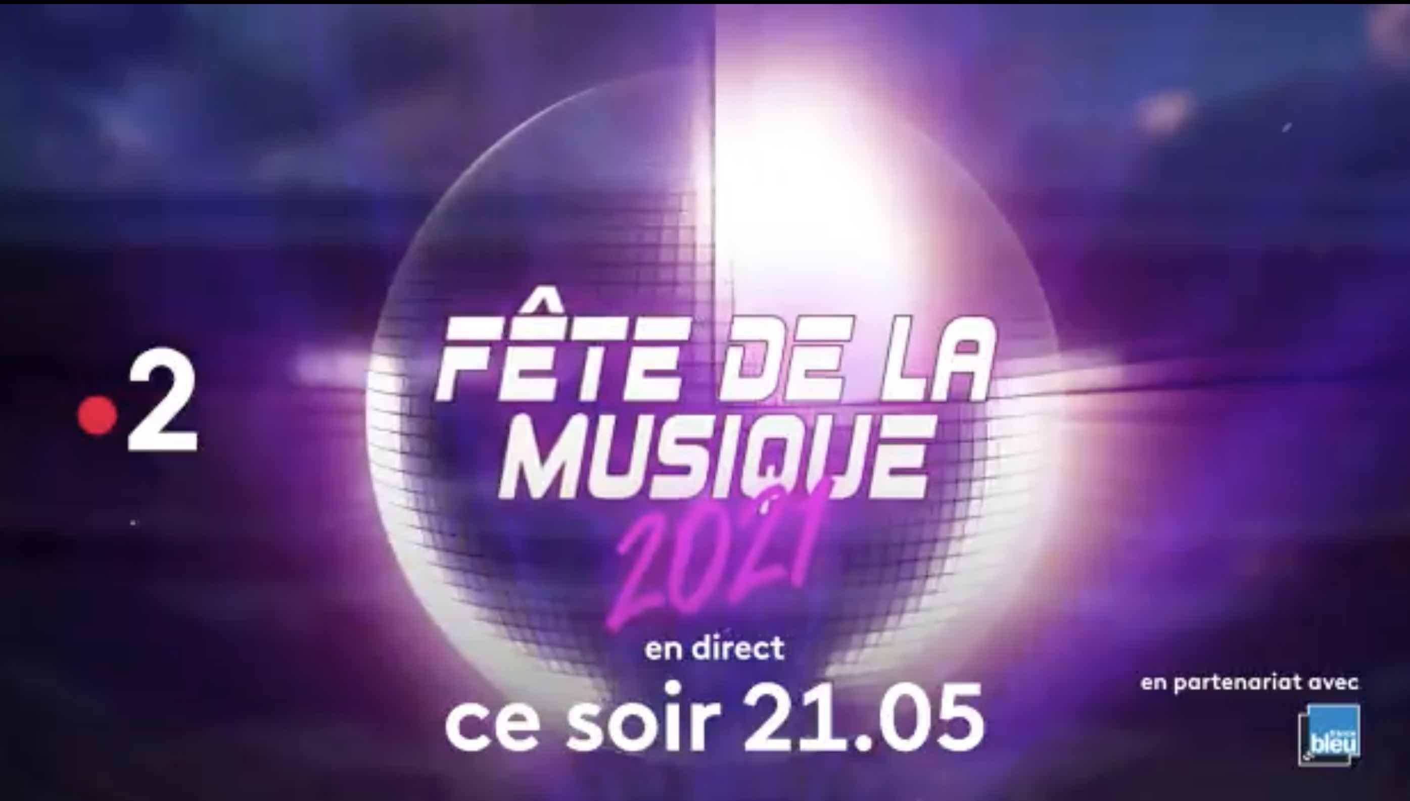 Fête de la musique 2021 - France 2 - Roland Garros - Années 80 -