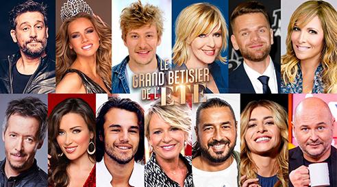 Le grand bétisier de l'été 2021 - TF1 -