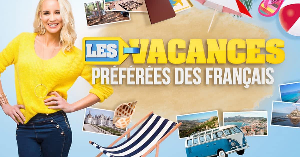 Les vacances préférées des français - 6ter - Elodie Gossuin -