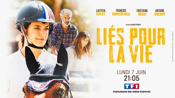 Liés pour la vie - TF1 - Laetitia Milot -