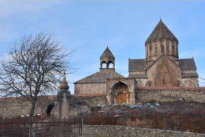 Monastere de Gandzasar - karabagh - artsakh - armenie - syma - gopikian - kasparian