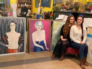 Mughdusyan - armenia - yerevan -artist - art - syma news - florence gopikian