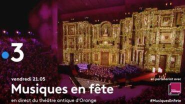 Musiques en fête - France 3 -