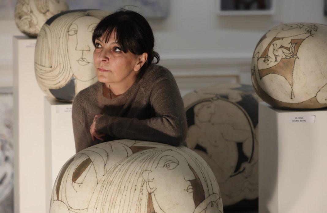 Nina Khemtchian - sculpture - armenie - syma - florence - gopikian - yeremian