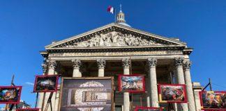 panthéon - pantheon - lire - lecture - alexandre jardin - lire et faire lire - syma - florence gopikian - yeremian - exposition - nicolas henry