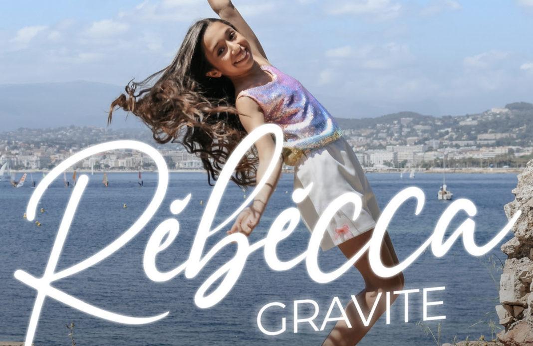 Rébécca - The voice kids - Gravite -