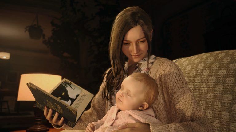 Resident Evil Village Capcom PS4 PS5 XboxOne Xbox Series survival horror