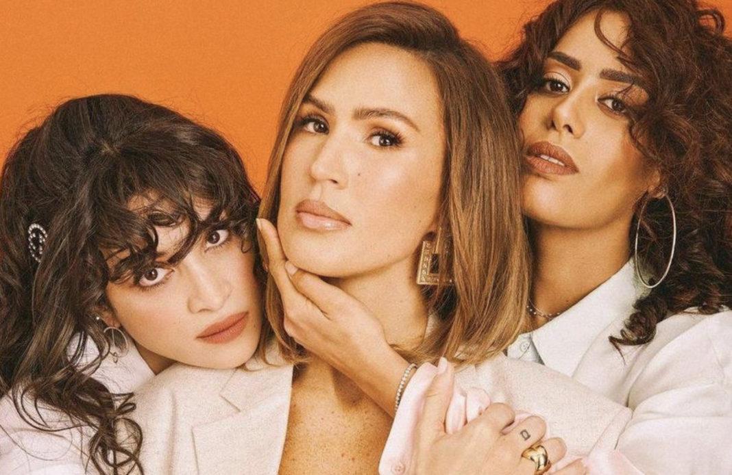 Camélia Jordana - Vitaa - Amel Bent - Sorore - album - trio -