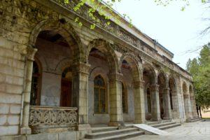 Théâtre de Stepanakert - SYMA News - Florence gopikian - Armenie - Artsakh - karabagh