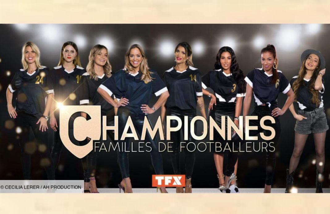 Championnes - familles de footballeurs - TFX -