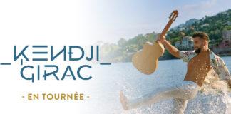 Kendji Girac - Kendji - Mi vida tour - concert -