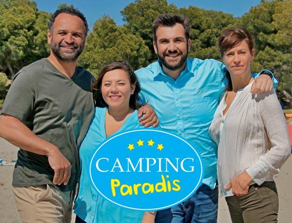 Camping Paradis - saison 12 - TF1 - Laurent Ournac - Patrick Sébastien -