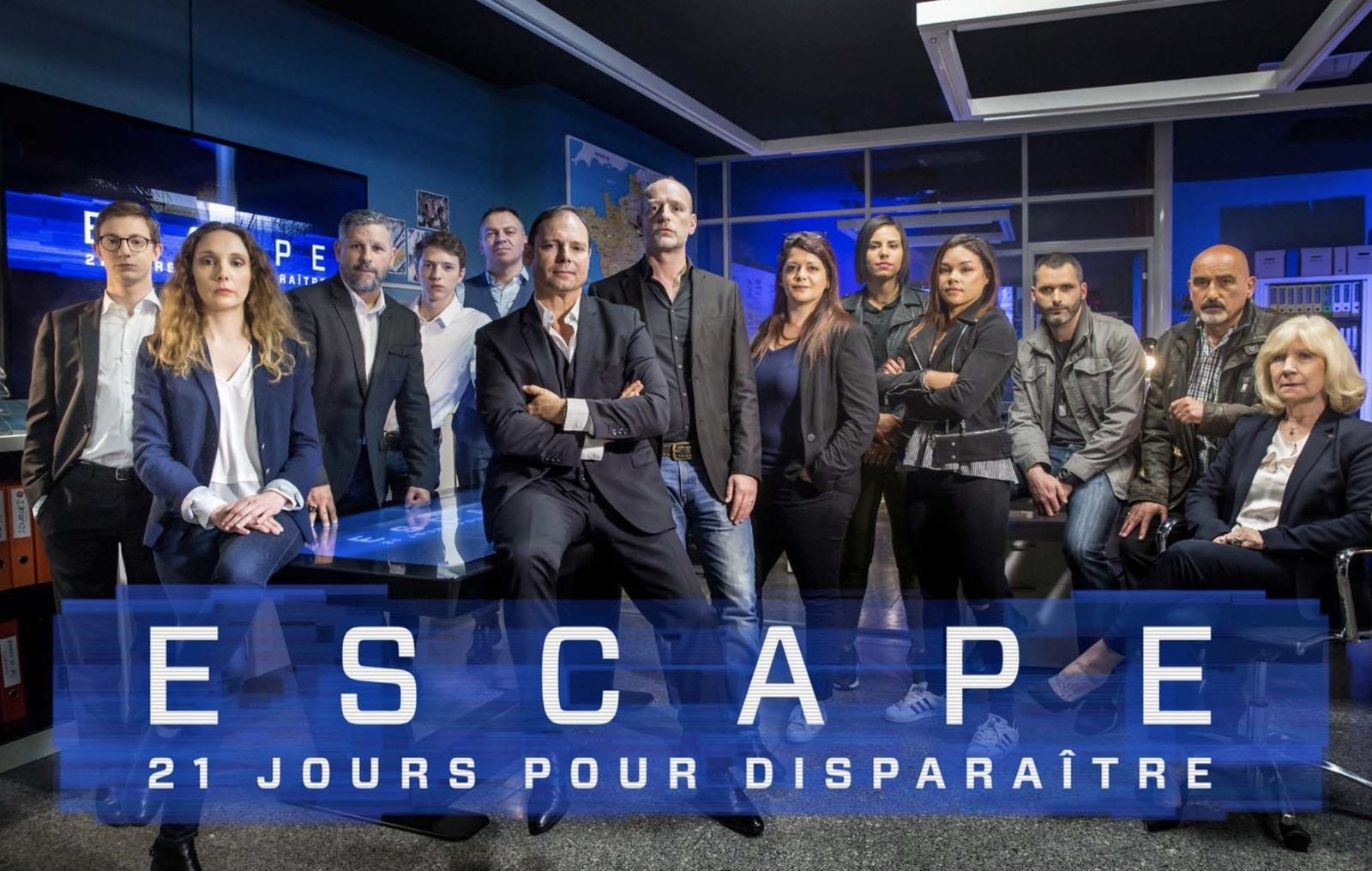 Escape 21 jours pour disparaître - Escape - RMC Découverte -