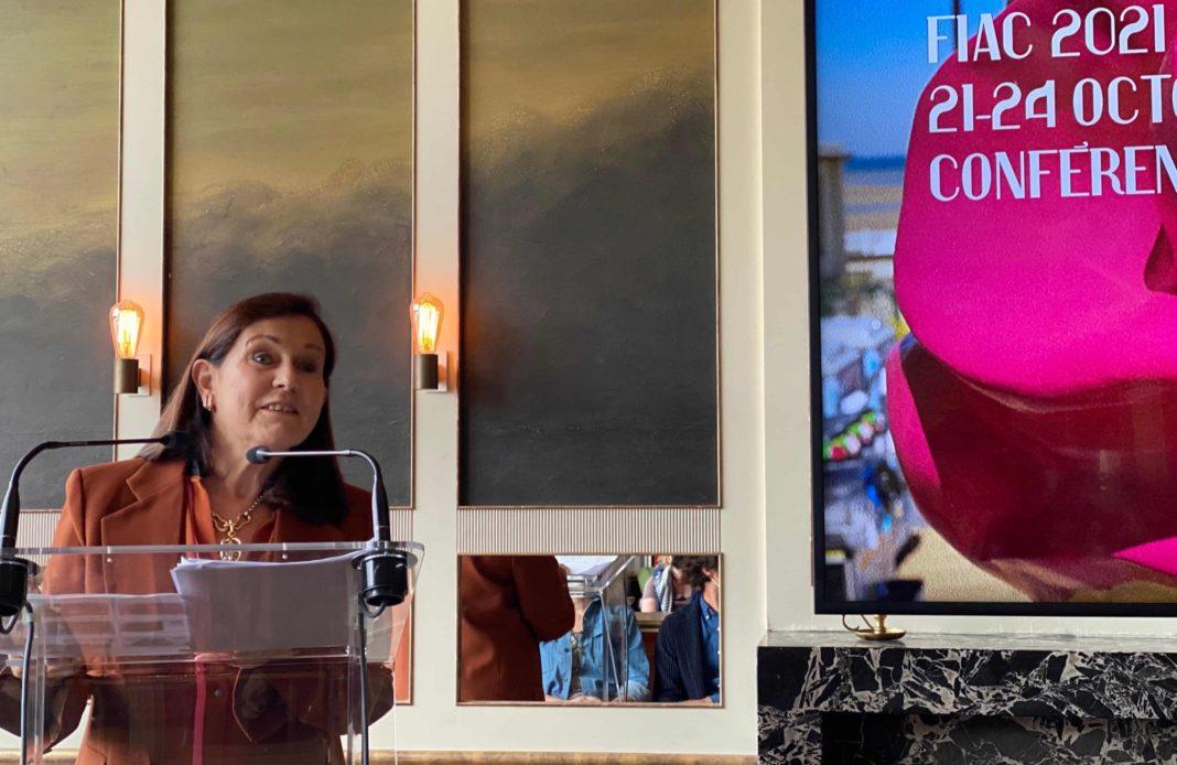 FIAC-Jennifer-Flay-syma-news-florence-yeremian-gopikian-art-expo