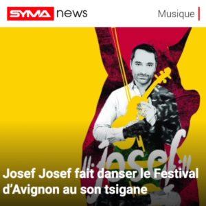 josef josef - musique - tsigane - folklore - syma news - florence yeremian - gopikian