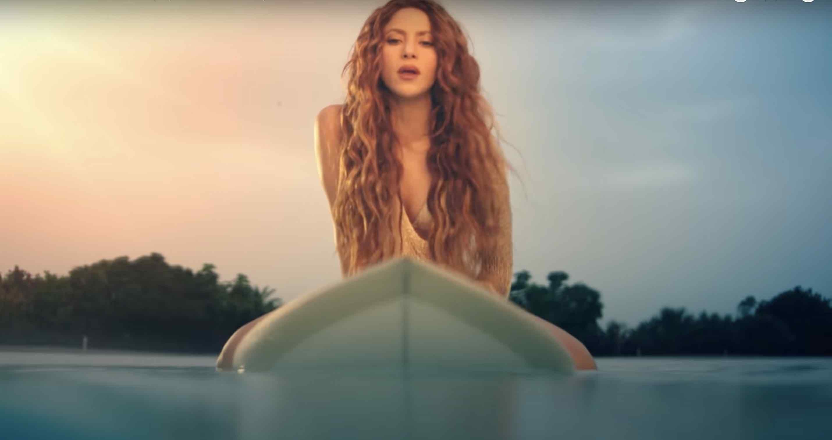 Shakira - Don't wait up -