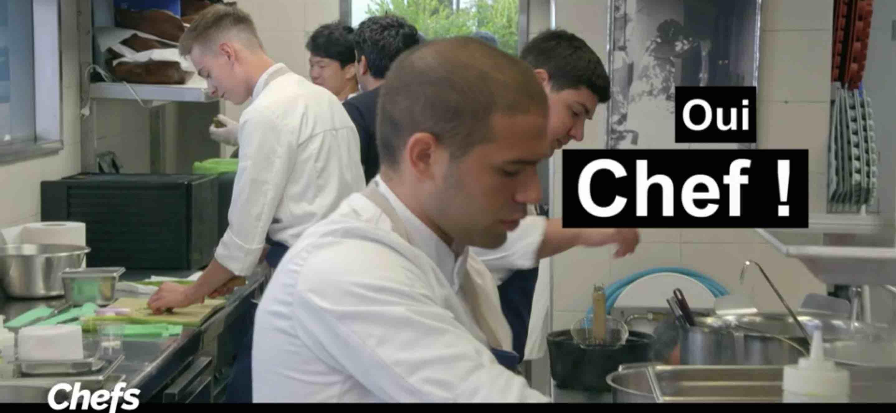 Chefs en cuisine et en famille, TMC -