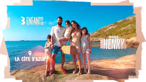 familles nombreuses la vie au soleil - TF1 - familles nombreuses - Famille Henry -