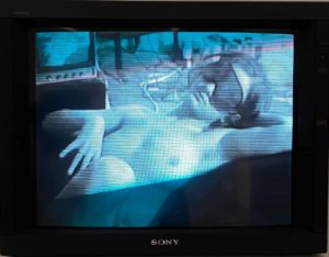 Jean Otth - syma - expo - valence - video art - nu