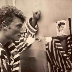 Johnny - hallyday - rock - sixties - syma - yeremian - kasparian