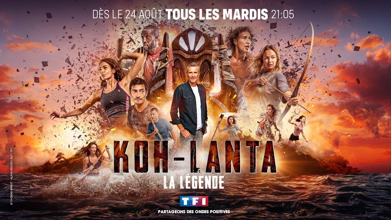 Koh Lanta la légende - Koh Lanta - TF1 -