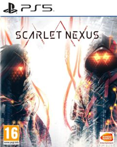 scarlet nexus action RPG jeu de role PC PS4 PS5 xbox series bandai namco science fiction futuriste kasane yuito